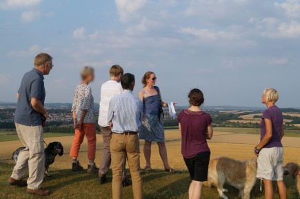 Maiden Castle Guided Walk